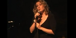 WeeCorinna Sowers Adler sings Wee Small Hours of the Morning